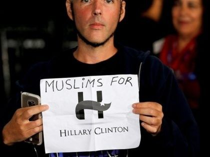 CAIR: Hillary Clinton to Win Muslim Vote by Landslide