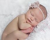 Baby Hair Accessory, Baby Headband, Infant Headband, Baby Girl