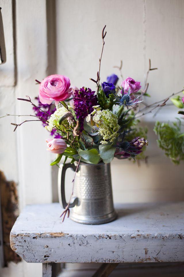 Mark Grehan's Top Dinner Table Flower Arranging Tips... | DonalSkehan.com