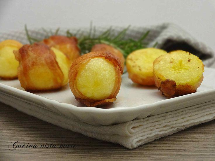 Bocconcini+di+patate+e+pancetta