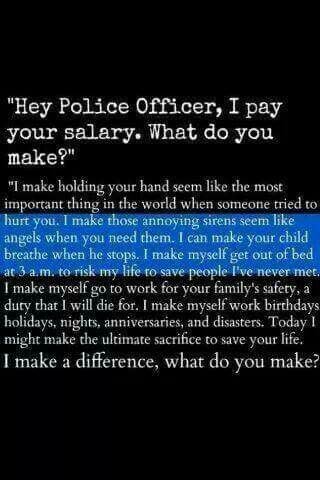 I make a difference..... What do you do?