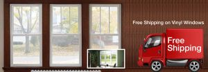 choosing the right Vinyl Replacement Windows, Free Shipping for Vinyl Windows, Window Replacement Company