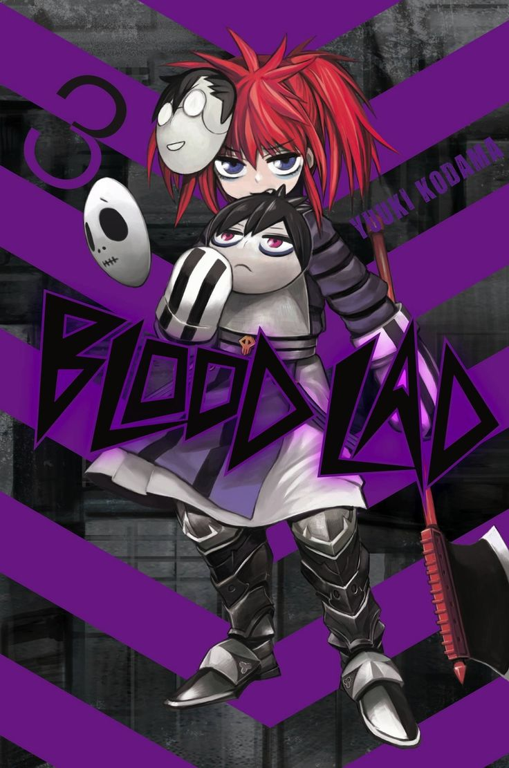 Blood Lad Vol 3  Blood Lad, Vol 3