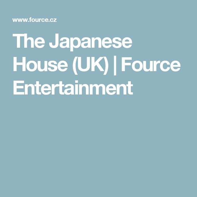 The Japanese House (UK) |  Fource Entertainment