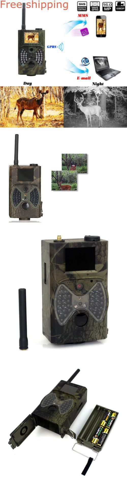 Game and Trail Cameras 52505: Suntek Hunting Trail Camera Video Scouting Infrared Game Hd 16Mp Mms Gprs Hc350m -> BUY IT NOW ONLY: $89.9 on eBay!