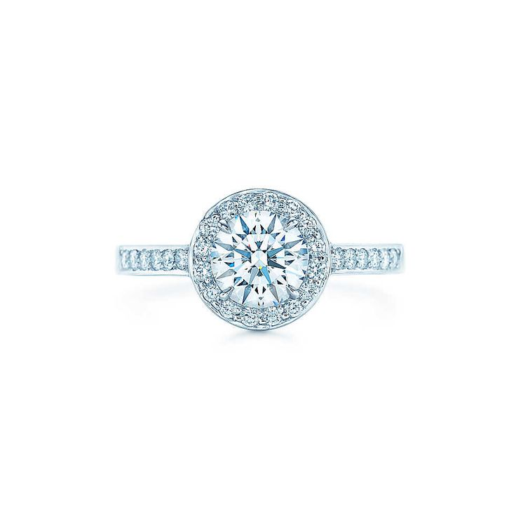 "Tiffany Embraceâ""¢ Engagement Rings 