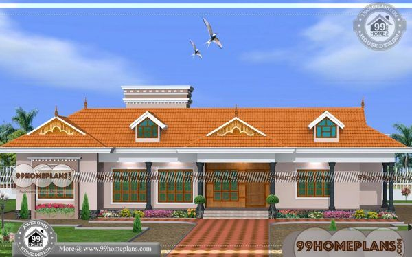 Pin On Single Story House Design