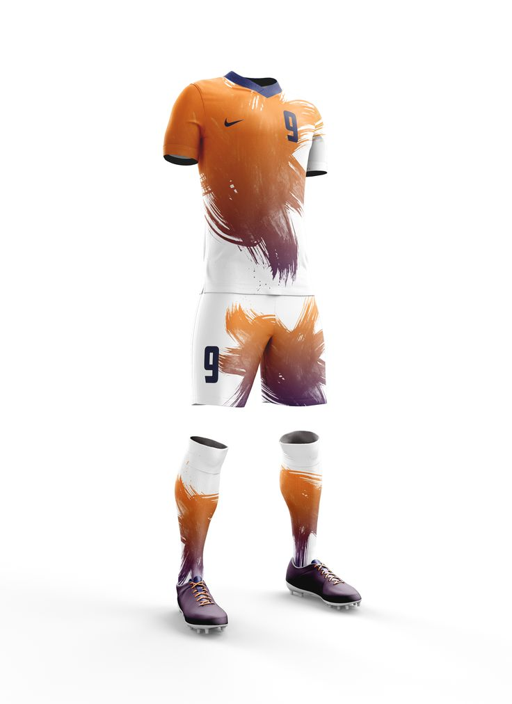 Soccer tenue design 2