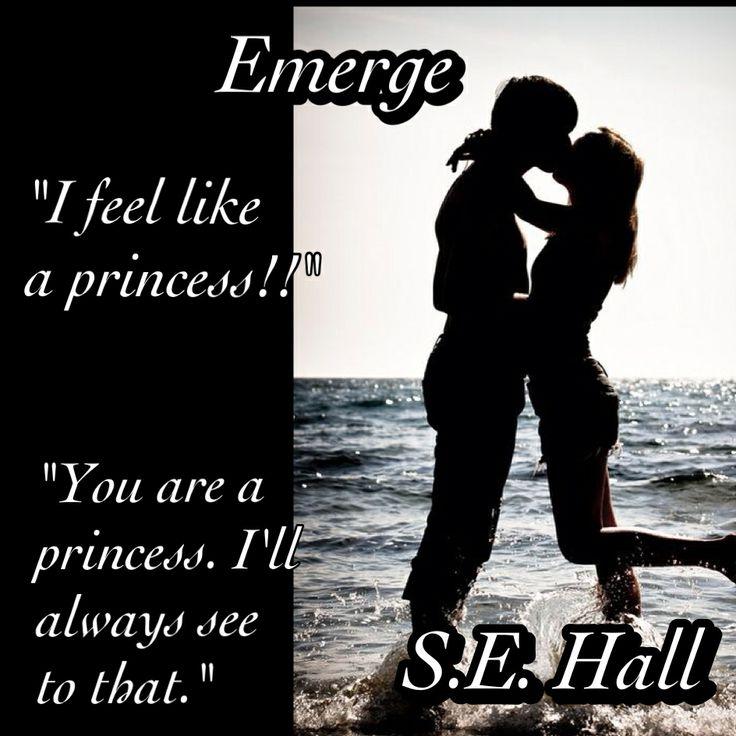 Emerge by S.E. Hall
