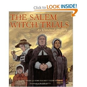 """a study of the salem witch trials Pop-culture depictions of the trials, such as the show """"salem,"""" focus almost exclusively on the female accused indeed, misogyny powered the european witch hunts of the 15th and 16th centuries."""