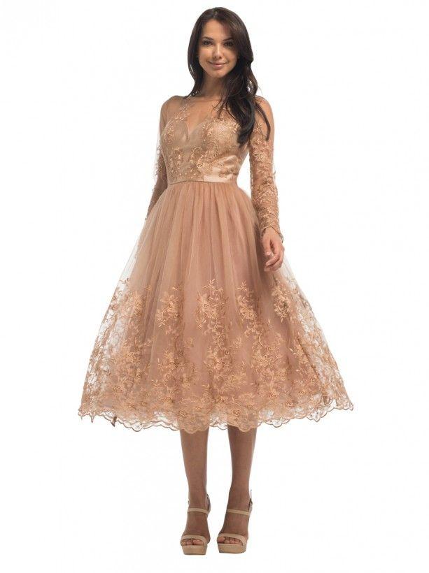 Chi Chi Maeve Dress - like this but white obvs