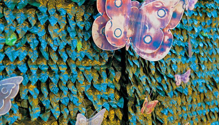 Butterfly! Avli restaurant - Rethymno