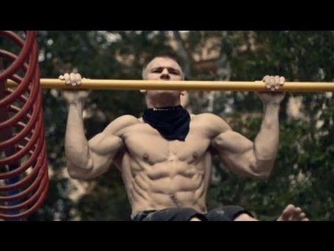 SebeRevolta WORKOUT CZECH Adam Raw Calisthenics 2012 HD - YouTube