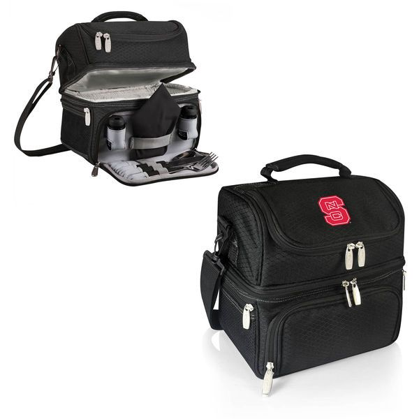 NC State Wolfpack Pranzo Lunch Tote - Black - $59.99