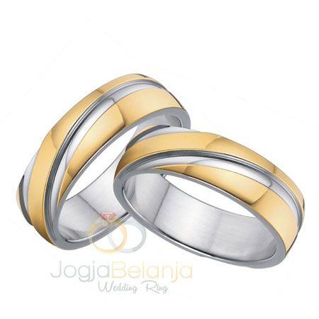 Cincin Tunangan Shadaniaterbuat daribahan perak 925sehingga cocok untuk dijadikan cincin kawin pasangan muslim. Konsep unik dari cincin pasangan ini terlihat dari kombinasi dua macam warna yang …
