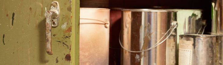 How to Get Rid of Paint Thinner Smell - Get Smell Out