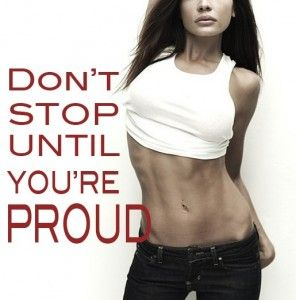 Be proud! I will be too. Soon. Tighten, Tone and Firm http://NewLifeBodyWraps.com