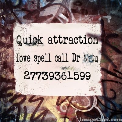 +27739361599 for lost love spells bring back your lover in 2days : DR.TUTUWATUTU NO 1 LOVE SPELLS CASTER +27739361599 I have helped people fix their marriages, relationships and love problems with my powerful love spell. I must humbly say that I have an extremely high success rate for the following circumstances: Get your lover back Capture the heart of the one that you love Stop a divorce process Break them up and return my lover Make the bond of love between you strong and I return back…