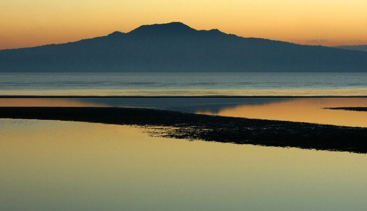 Rangitoto Island, New Zealand