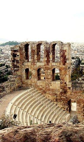 Acropolis Athens, Greece