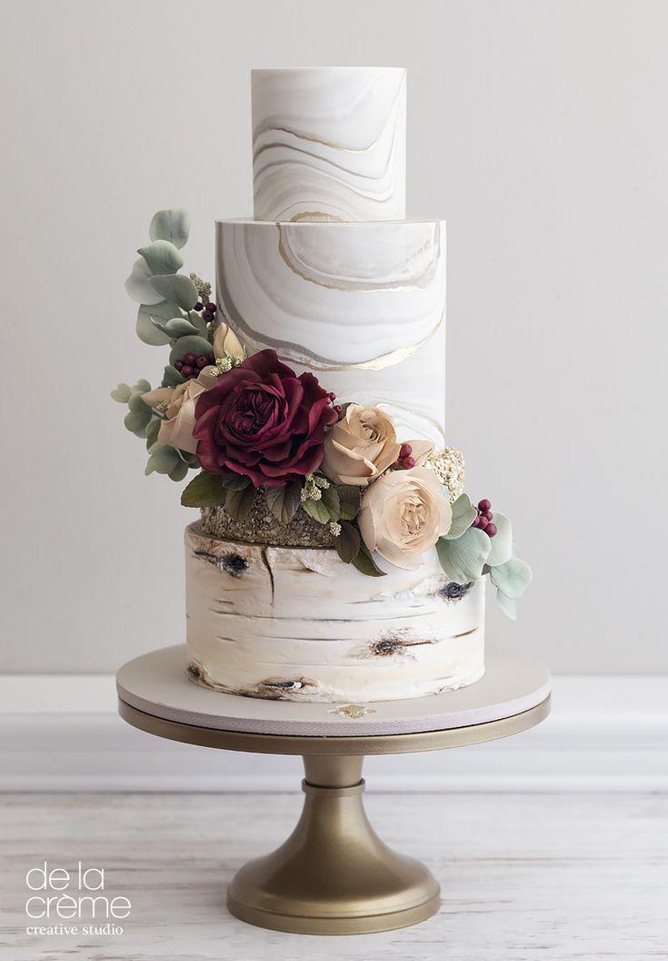 Marmorbirke   – Kuchen & Torten