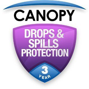 Canopy 3-Year Musical Instrument Accidental Protection Plan (.... $55.00. From the Manufacturer                       With a Canopy Drops & Spills Express Protection Plan, your reimbursement happens in as little as 24 hours*, with no hassles, no deductibles and no hidden fees. Canopy Protection is more than a warranty. It's the highest level of customer care available. Canopy Plans are created for consumers by consumers, so they're smart, simple, and designed to c...