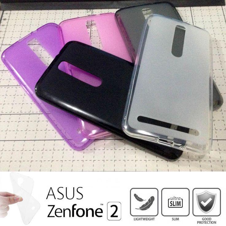 Matte TPU Soft Case Asus Zenfone 2 ZE550ML