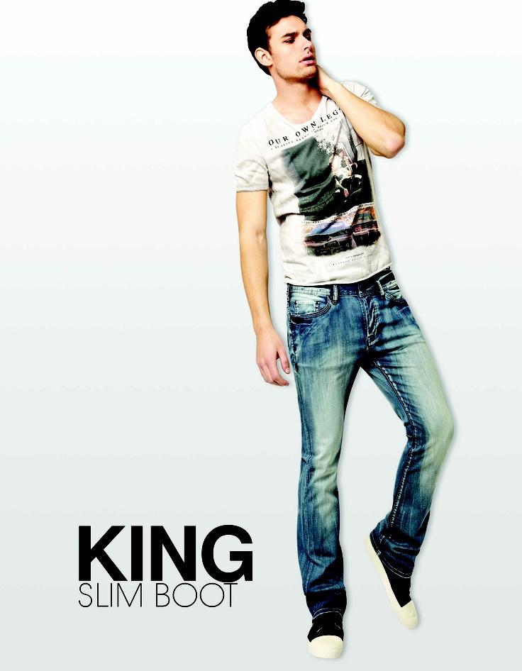 King Slim Boot