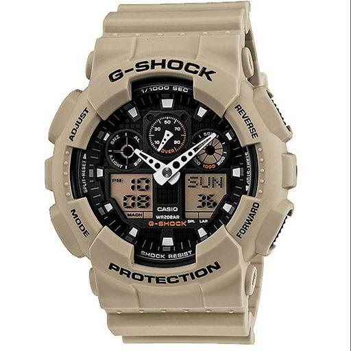 G-Shock Sand Military GA100 Watch (Sand) $99.95