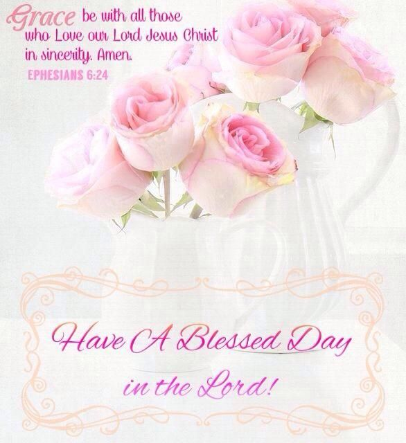 Thank You Have A Blessed Day Images Archidev
