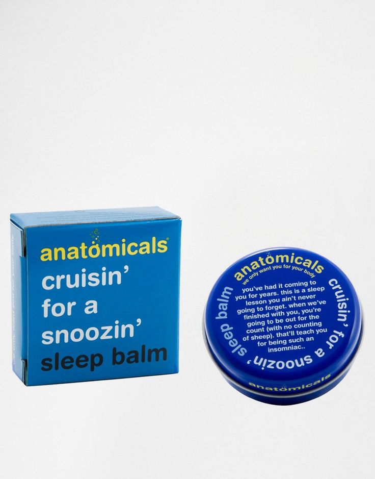 Anatomicals+Cruisin'+For+A+Snoozin'+Sleep+Balm
