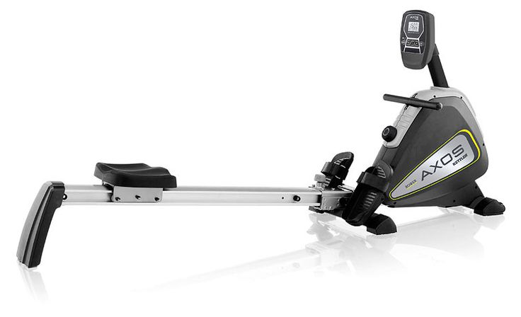 Get fit indoors with the Kettler Rower. An entry level rowing machine with 8 stages of resistance.