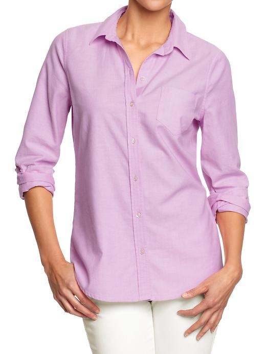 Old Navy Women 39 S Oxford Shirts My Style Pinterest