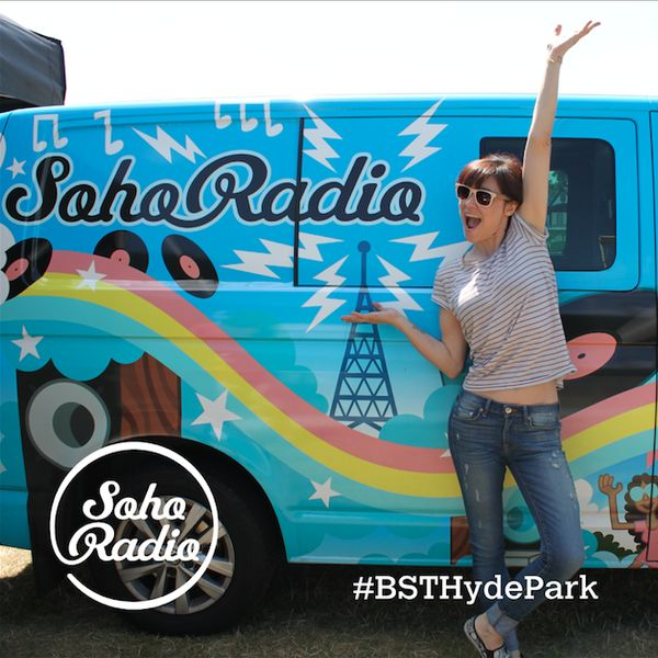 """Check out """"Simone Marie's Naked Lunch - Live from BST Hyde Park (05/07/2017)"""" by Soho Radio on Mixcloud"""