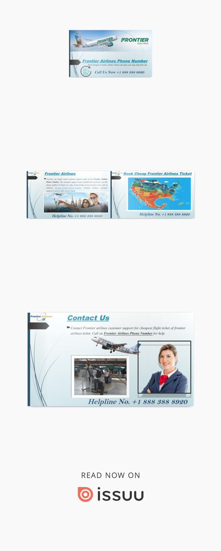 Get Help Via Frontier Airlines Phone Number For Flights Booking Booking Flights Phone Numbers Airlines