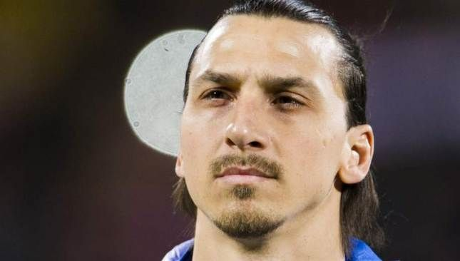 """Classic Zlatan moment – Reporter: """"You have some scars on your face, what happened?""""; Zlatan: """"I don't know. Ask your wife."""""""
