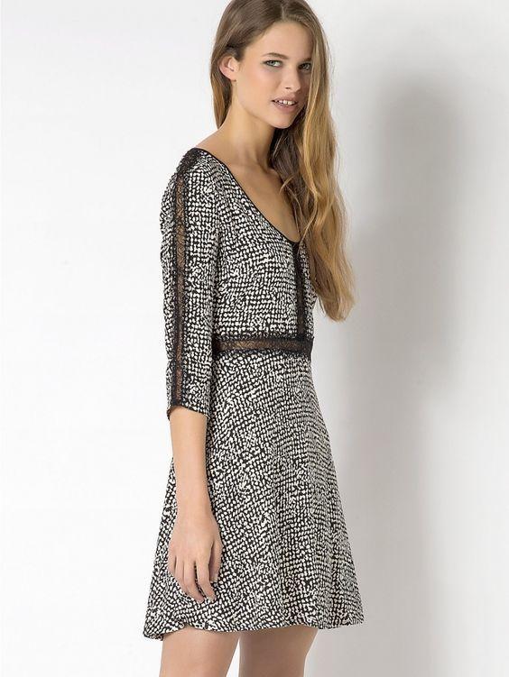 Увеличиваем платье / Изменение размера одежды / ВТОРАЯ УЛИЦА