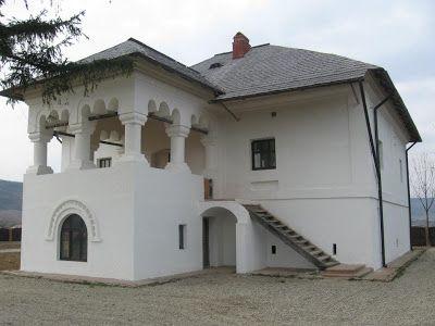 Atelierul de arhitectură Liliana Chiaburu: Cula Otetelişanu din Beneşti, jud. Vâlcea