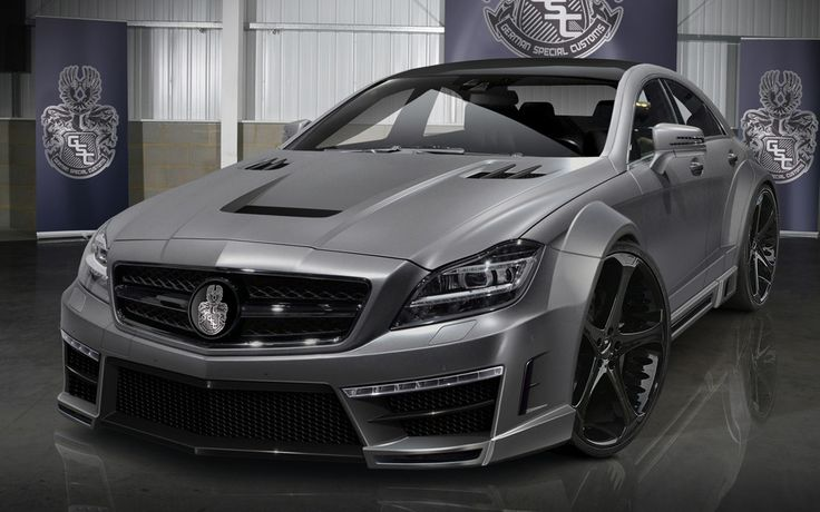 Mercedes CLS 63 AMG imma own this one some day for real!
