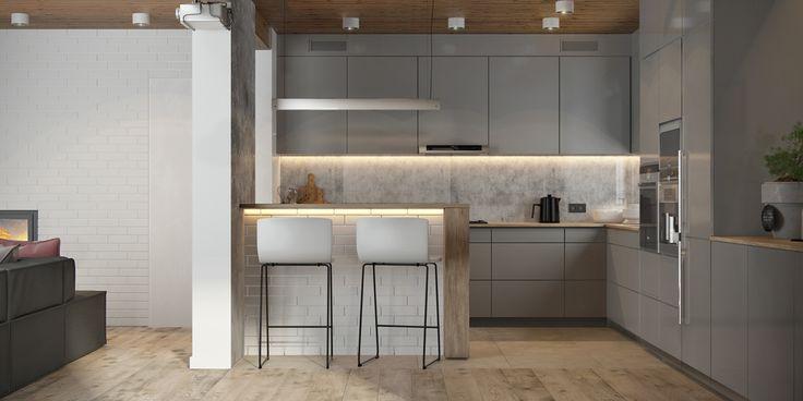 simple kitchen apartment decorating ideas