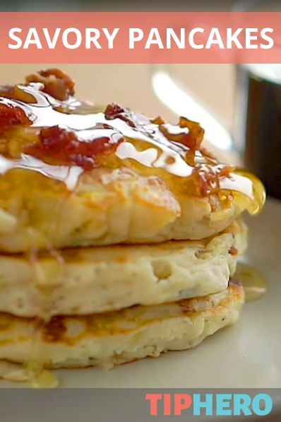 25 best ideas about savory pancakes on pinterest mini for Recipes for pancakes sweet and savory