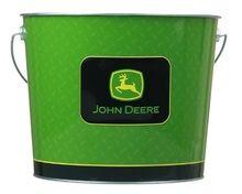 John Deere Ice Beer Tin Bucket