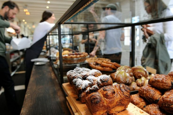 A liquor license application shows it will have a bakery in the morning  Gjelina NYC