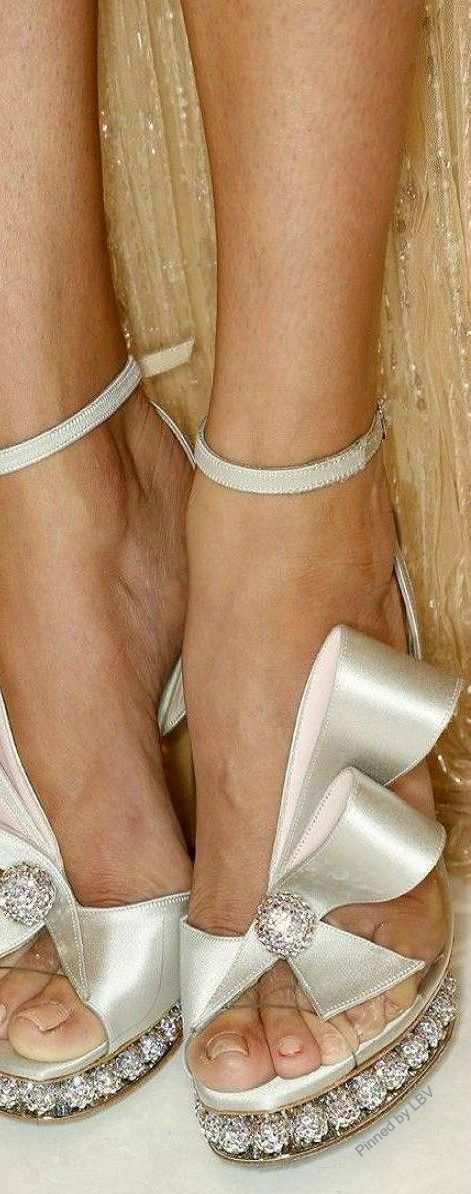 VS Fashion Show Shoe Details | LBV ♥✤ | BeStayBeautiful