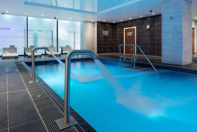 Spa Day, 3 Treatments & Marco Pierre White Lunch @ The Cube, Birmingham