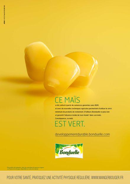 Bonduelle lance sa première campagne de communication corporate- Groupe Bonduelle