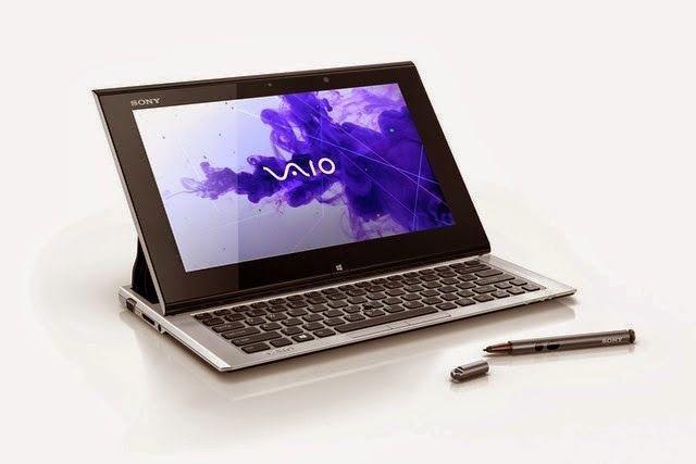 Harga Laptop Terbaru Sony Vaio Februari 2015