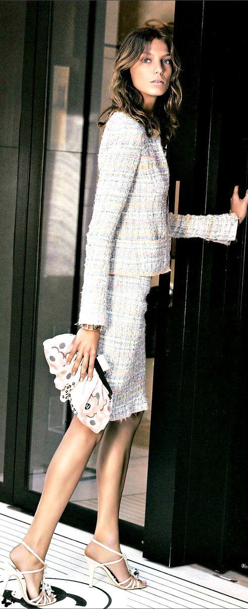 ♛  ❤️ Chanel  http://georgiapapadon.com/