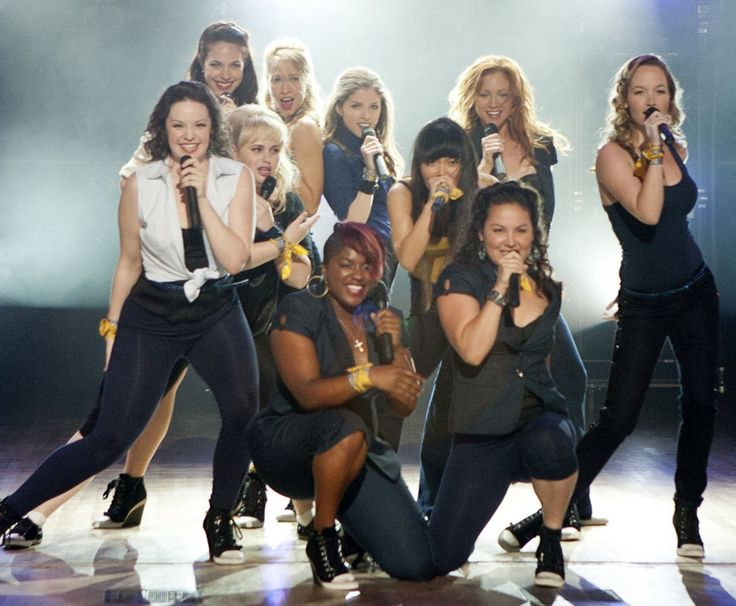 """Pitch Perfect"" (2012) (Director: Jason Moore) My Rating: 3.5 out of 5 stars"