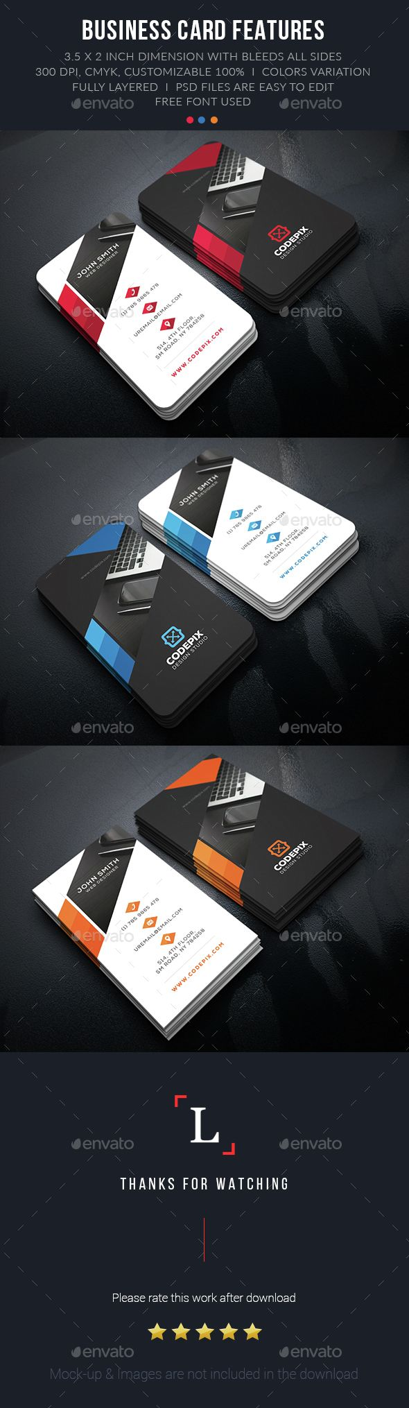 176 best Business card design images on Pinterest | Business card ...